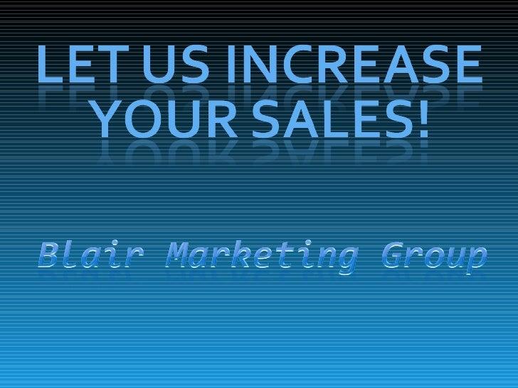 Bmg Marketing Services 2010