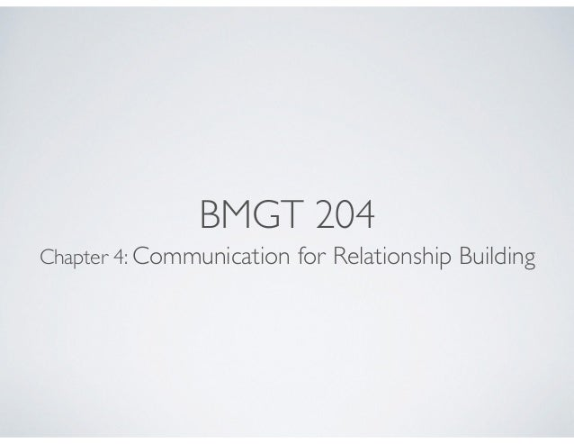 Bmgt 204 chapter_4