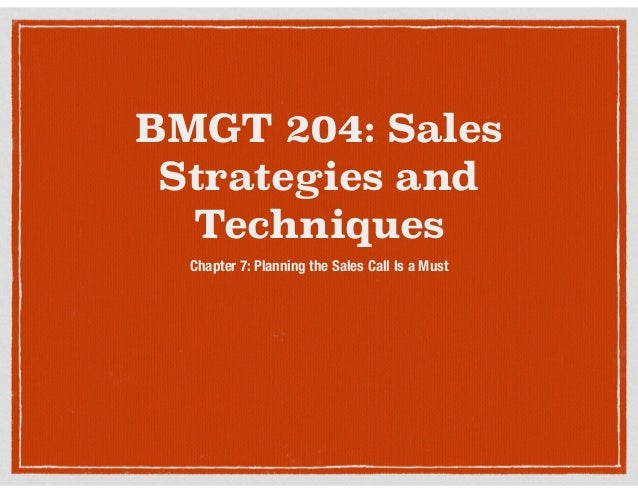 Bmgt 204 chapter_7