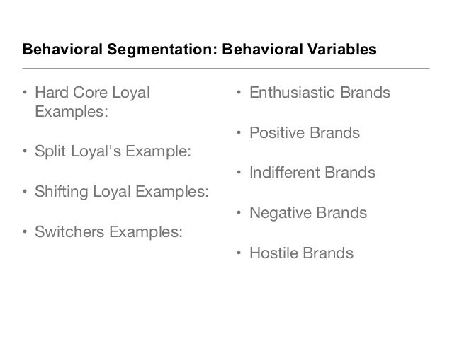 ikea behavioral segmentation Lifestyle segmentation of the chinese consumer forest ma while the lifestyle tends to include behavioral that determined by social forces (hughes, 1978).