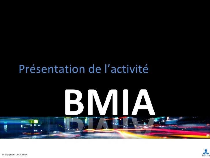 Presentation BMIA