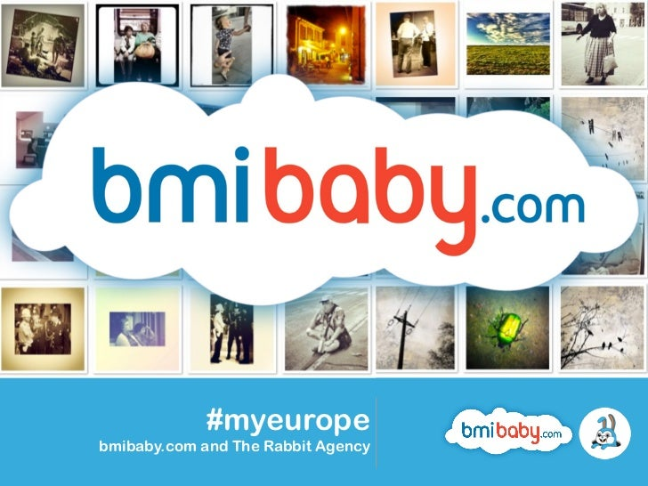 #myeurope Instagram case study - bmibaby and The Rabbit Agency