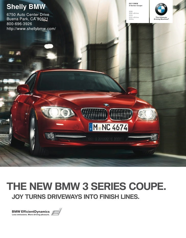  BMW  Shelly BMW                                  Series Coupe                                              i     ...