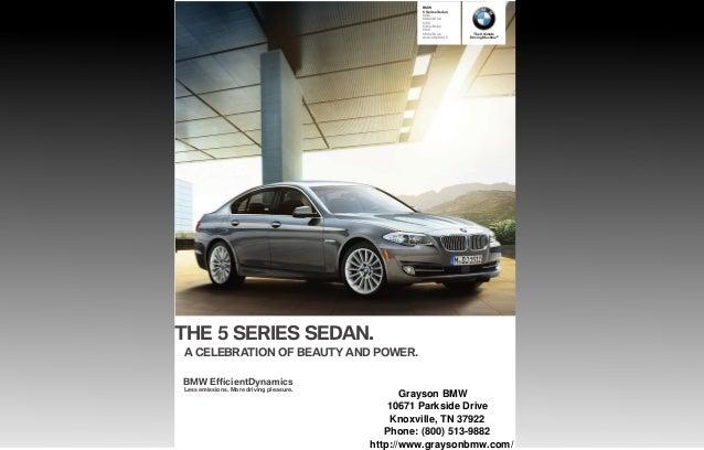 BMW                                                   Series Sedan                                                  i ...