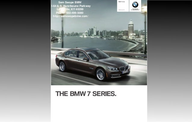 BMW  Series      Sam Swope BMWI-64 & S. Hurstboune Parkway                                                The Ultimate   ...