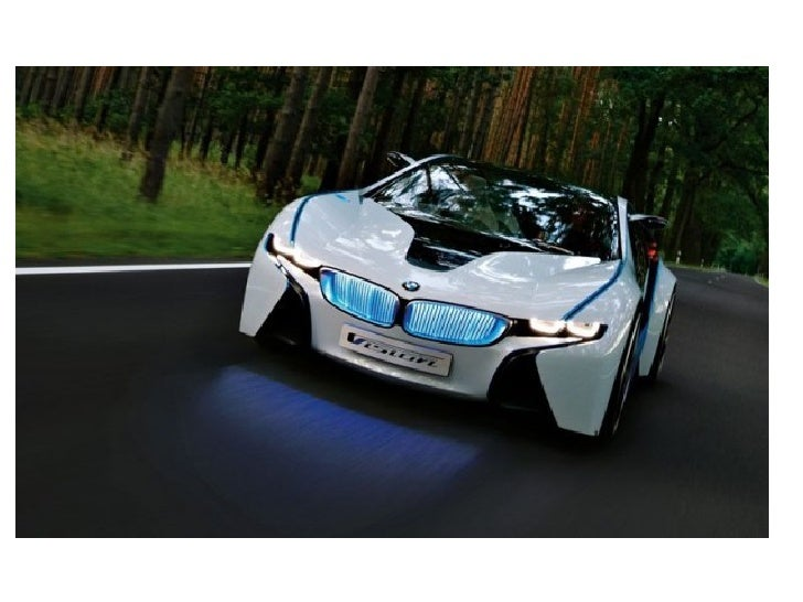 BMW from the future