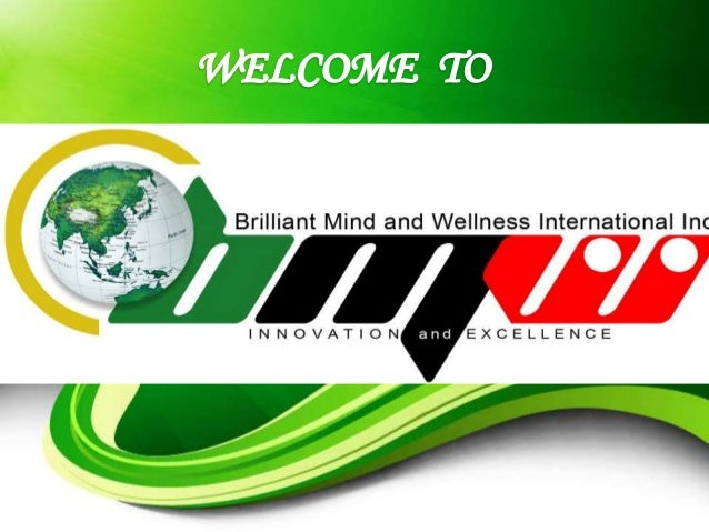 About BMWI: BMWii is a diversified health and wellness company, focused on improving more people's lives through innovatio...
