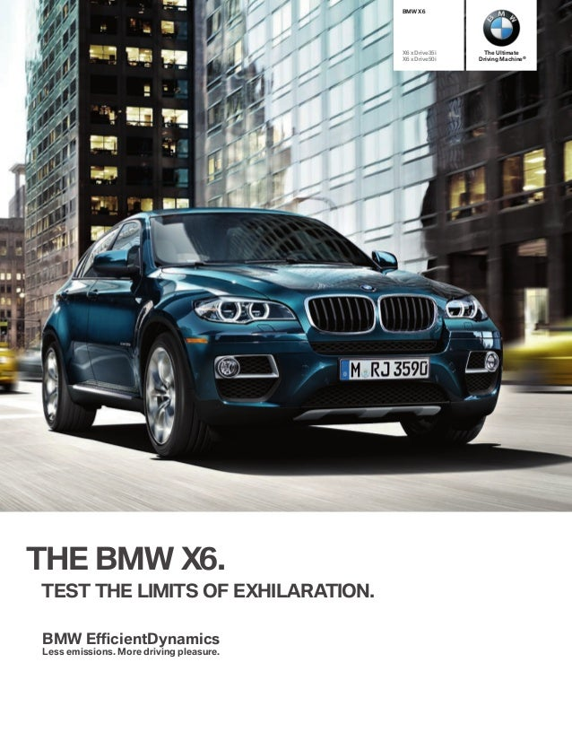 BMW X                                         X xDrive  i     The Ultimate                                         X ...
