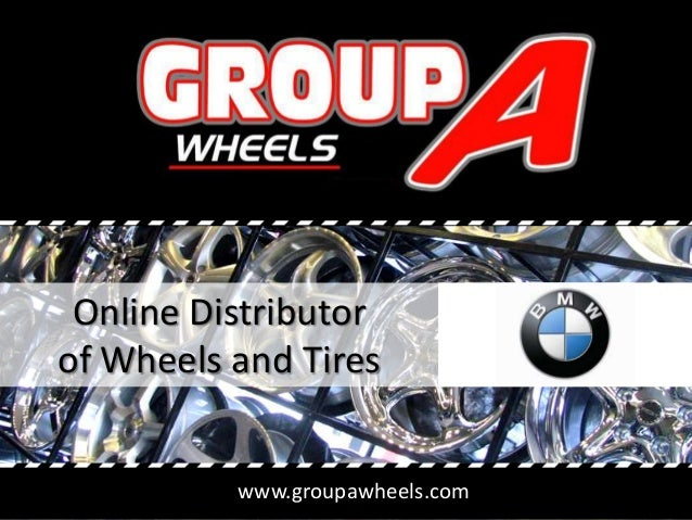 BMW Wheels and Rims - Buy Online at Discount Sale Price