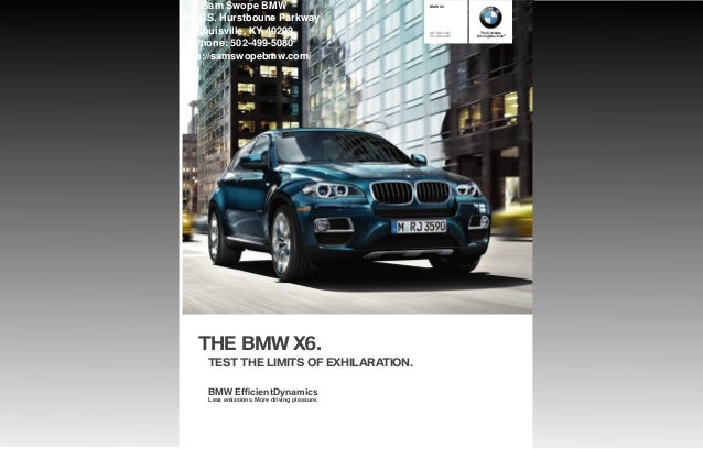BMW XX xDrive  iX xDrive  iThe UltimateDriving Machine®BMW Effi cientDynamicsLess emissions. More driving pleasure.T...