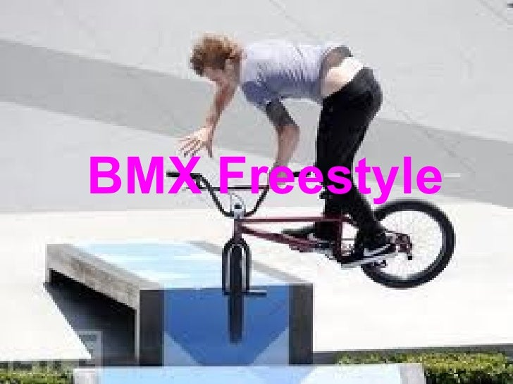 Bmx presenter