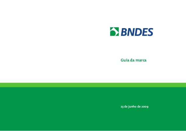 Manual de Identidade Visual do BNDES
