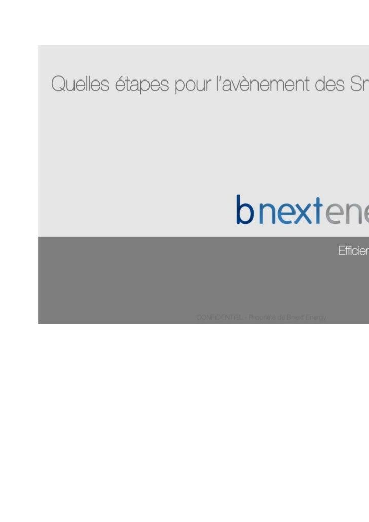 Bnext Energy_David Vigier_Optimisation de la consommation énergétique