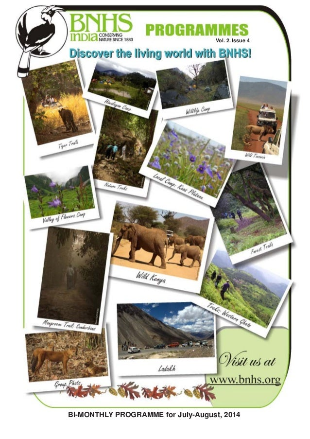 BNHS Nature Camps 2014 - Vol.2 Issue 4