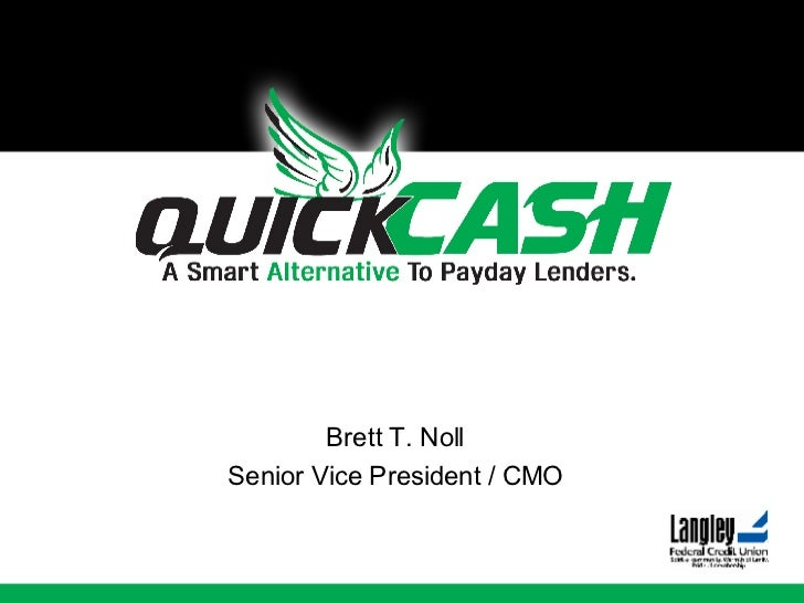 Quickcash - Langley FCU