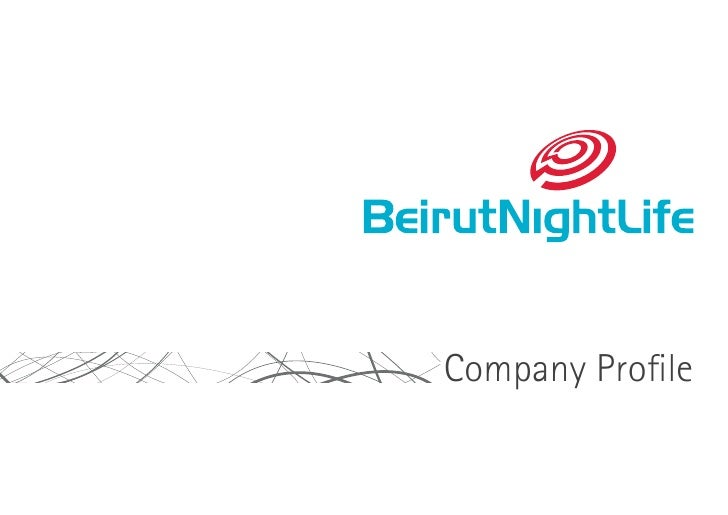 Beirut NightLife Company Profile