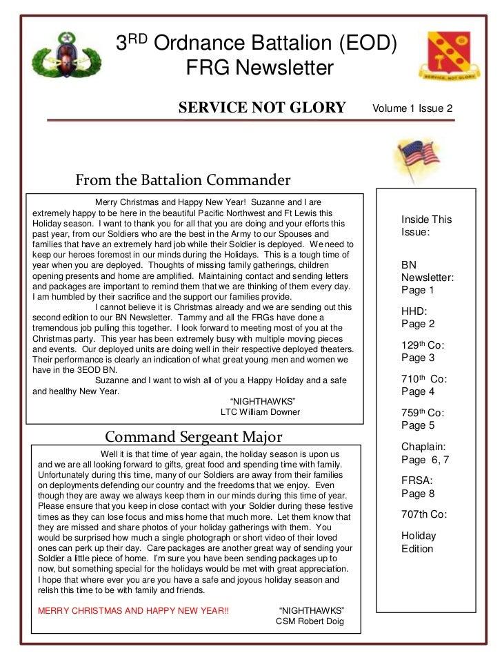 BN Newsletter 2nd edition
