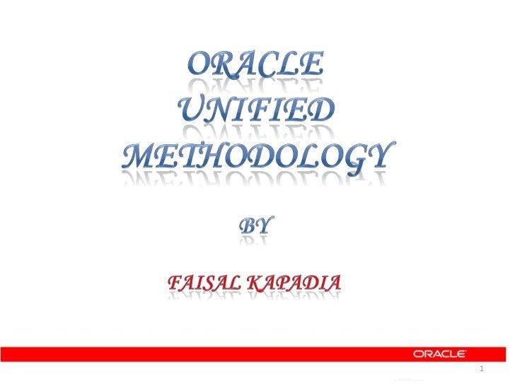 Oracle Method P