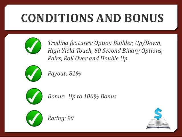 Bnry binary options