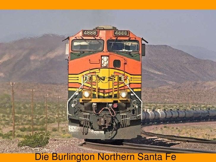 Die Burlington Northern Santa Fe