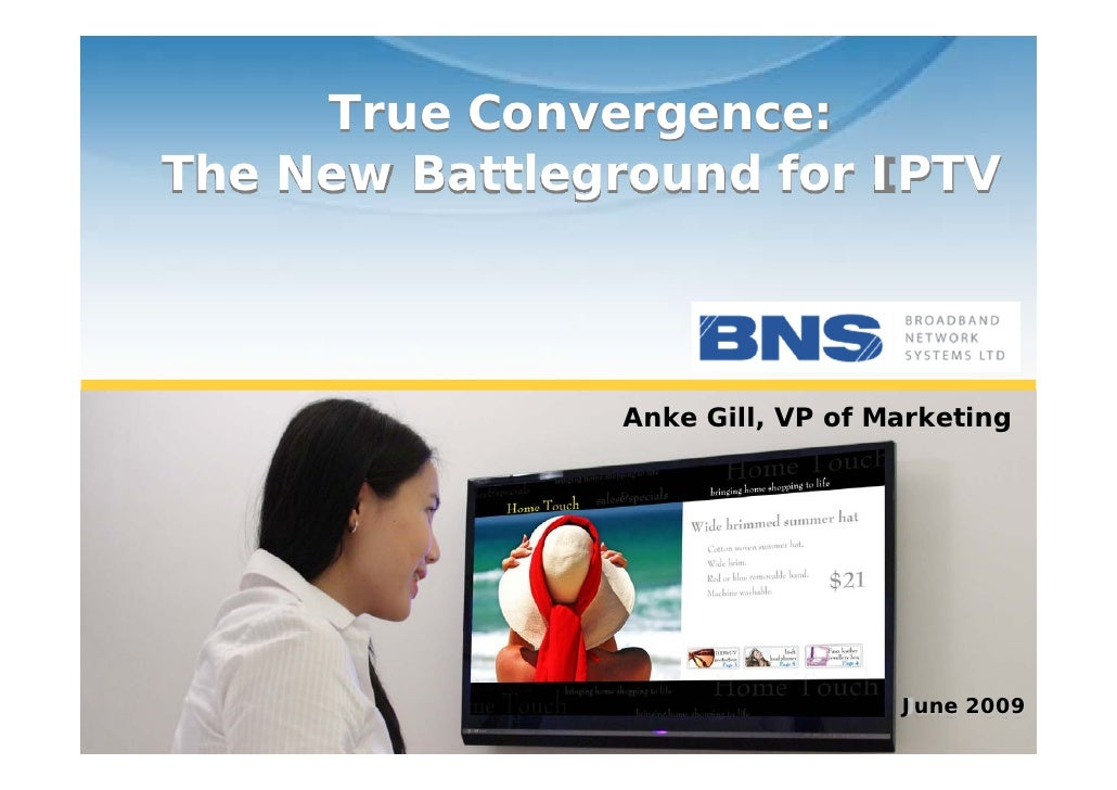 BNS The New Battleground For Iptv1