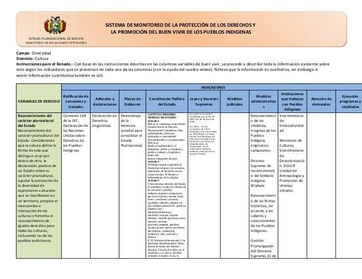 SISTEMA DE MONITOREO DE LA PROTECCIÓN DE LOS DERECHOS Y                                                     LA PROMOCIÓN D...