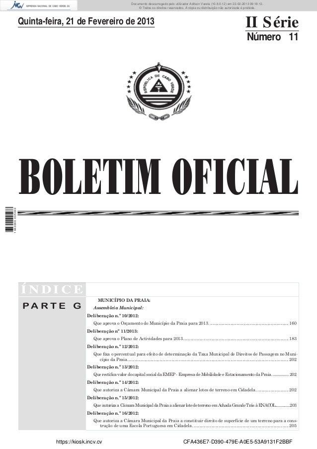 Documento descarregado pelo utilizador Adilson Varela (10.8.0.12) em 22-02-2013 09:18:12. © Todos os direitos reservados. ...