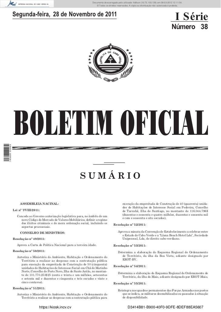 Documento descarregado pelo utilizador Adilson (10.73.103.139) em 08-03-2012 12:11:54.                                    ...