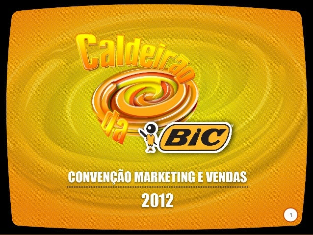Bic - PowerPoint Conceitual