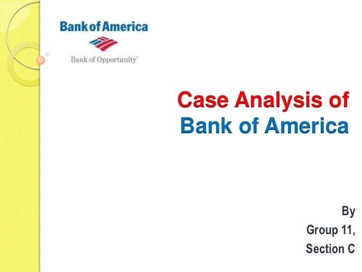 case analysis bank of america mobile With a nearby bank closing, the new branch had to be ready for occupancy quickly while minimizing disruptions for customers and staff metric modular's design team worked closely with the bank of america team.
