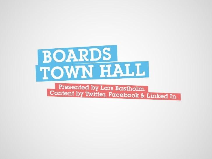 Boardtownhall Final