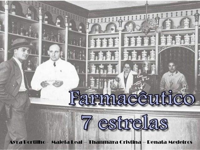 Boas práticas em farmácia