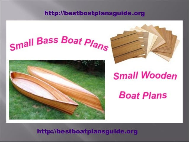 Small Bass Boat Plans, Small Wooden Boat Plans