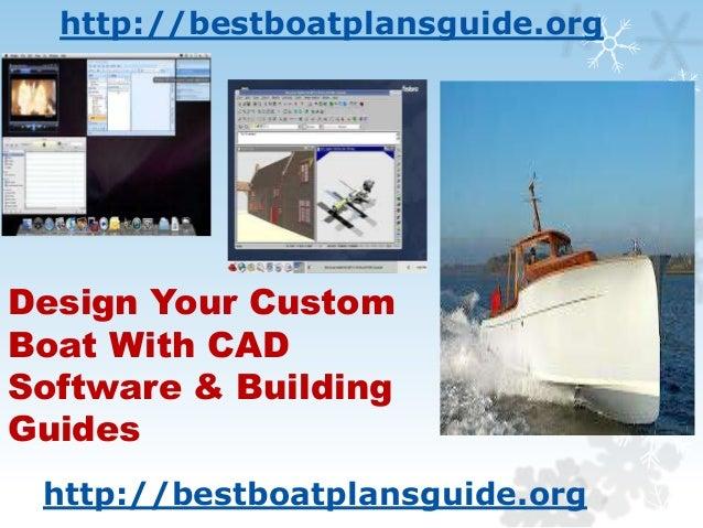 Boat Layout Design Design Your Custom Boat