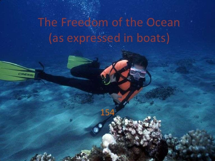 The Freedom of the Ocean(as expressed in boats)<br />154<br />