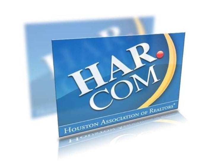 Bob Hale - HAR President & CEO