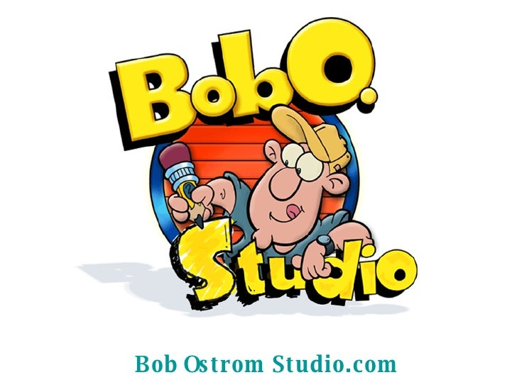 Bob Ostrom Studio.Com Portfolio