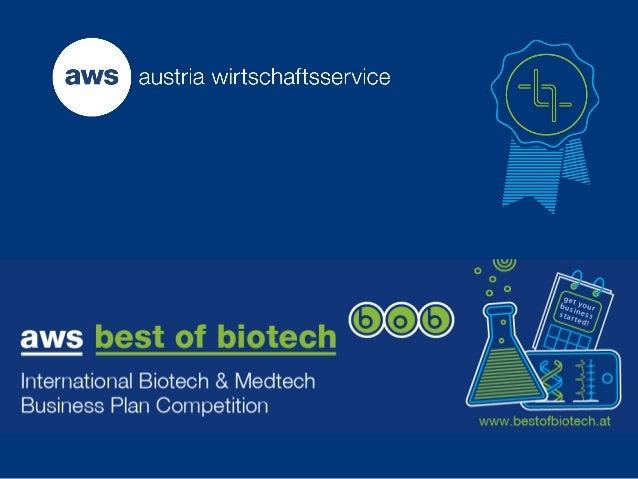 Best of Biotech 2014 – Information