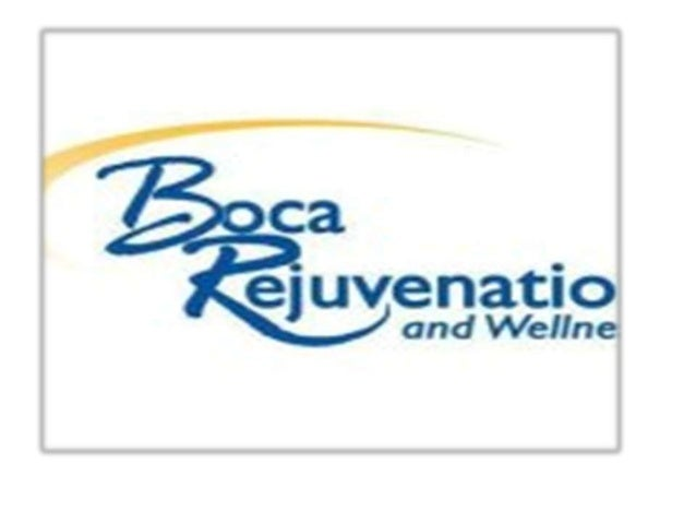 About Boca RejuvenationWelcome to Boca Rejuvenation! Ourexperienced staff is here to assist youwith all your Anti-Aging ne...