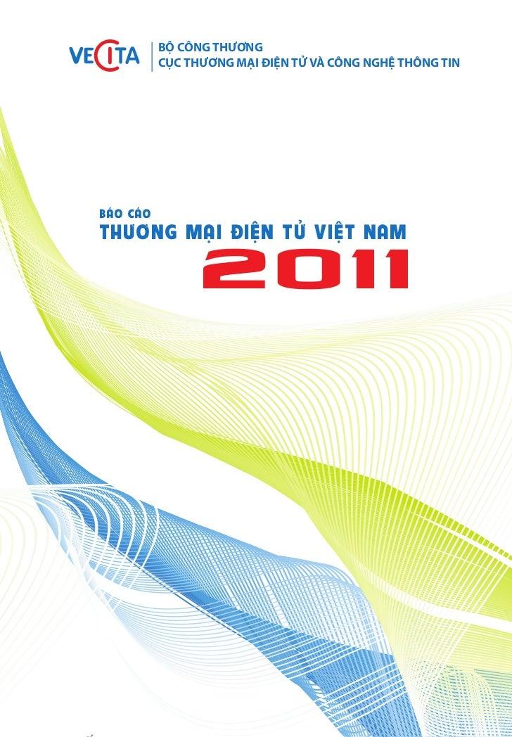 Báo cáo thương mại điện tử 2011