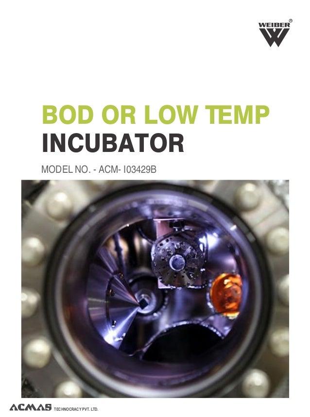 Bod or-low-temp-incubator
