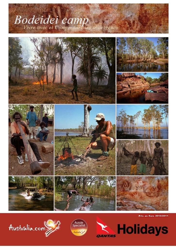 Voyage en terre aborigène