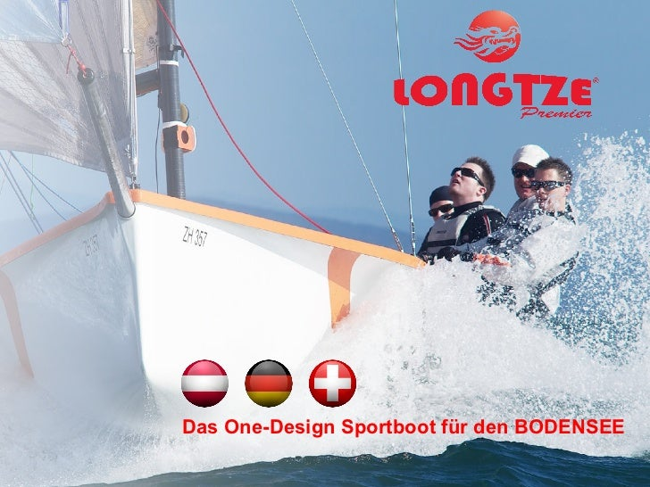 Das One-Design Sportboot für den BODENSEE