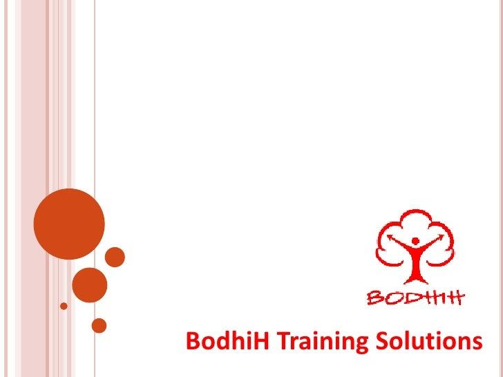 BodhiH Training Solutions
