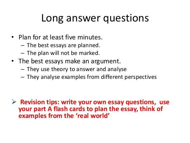 essay marking online