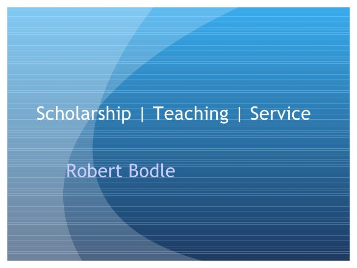 Bodle research