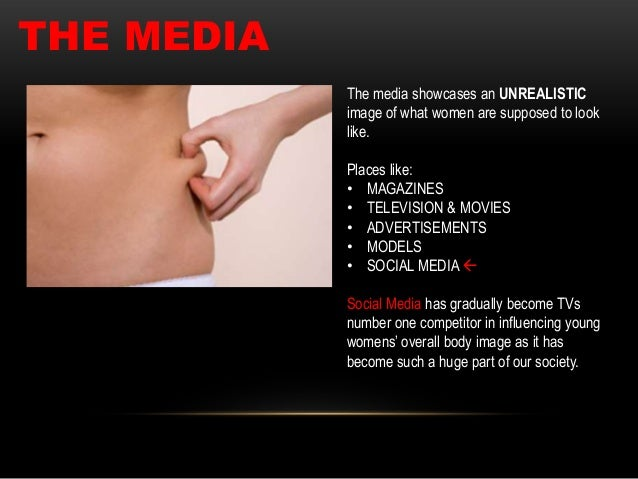 body image and the media 1