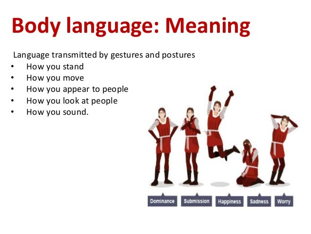 Body Language 64893446 on Language Emotions
