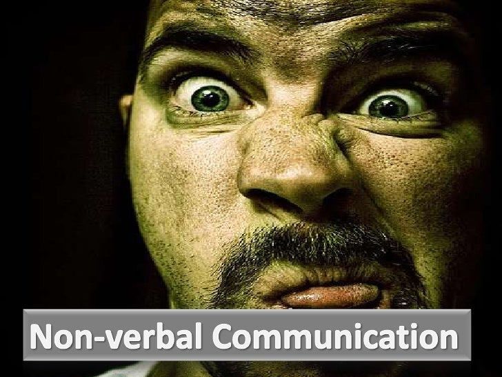 Non-verbal Communication<br />