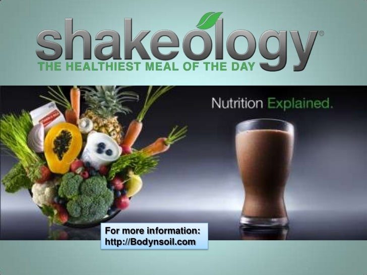 For more information: http://Bodynsoil.com<br />